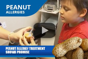 Peanut Allergy Oral Immunotherapy Treatment