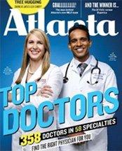 Thumbnail of Dr. Thomas Chacko on Atlanta's Top Doctor Magazine