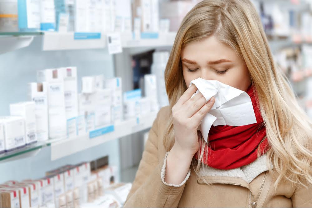 Drug allergies in Atlanta