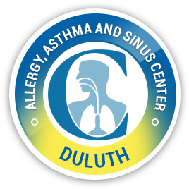 Duluth Allergy, Asthma and Sinus Center Badge