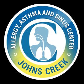 Johns Creek Allergy, Asthma and Sinus Center Badge