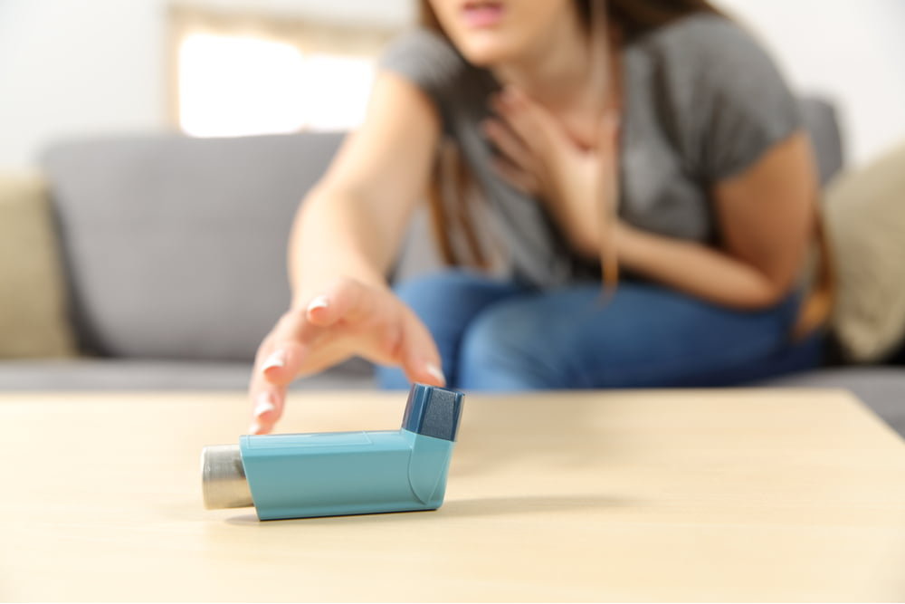 Treatments and care for allergic asthma
