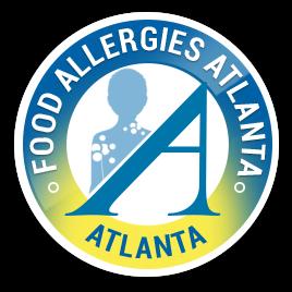 Food Allergies Atlanta badge