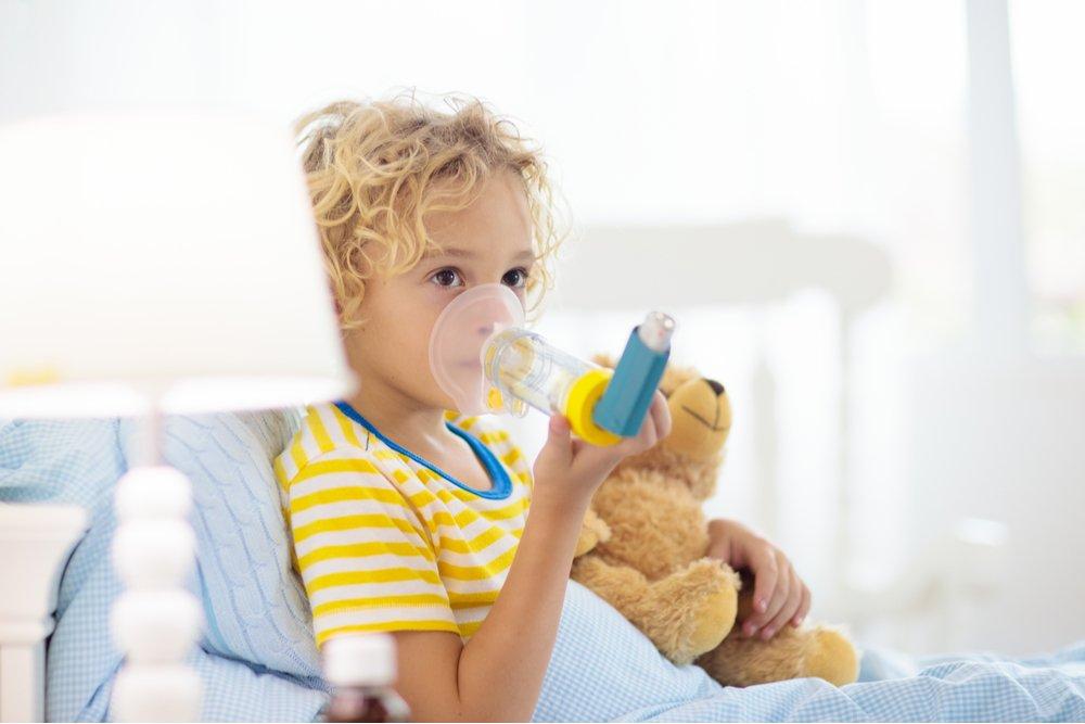 Nighttime asthma symptoms in Atlanta children.
