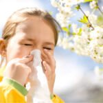 Spring allergy treatments for Atlanta children.